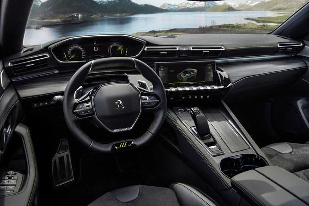 Peugeot 508 Sport Engineered /