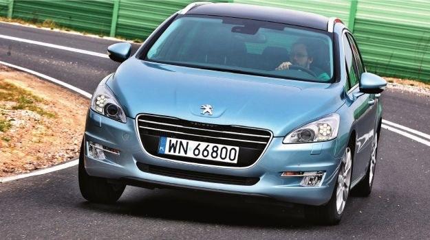 Peugeot 508 /Motor