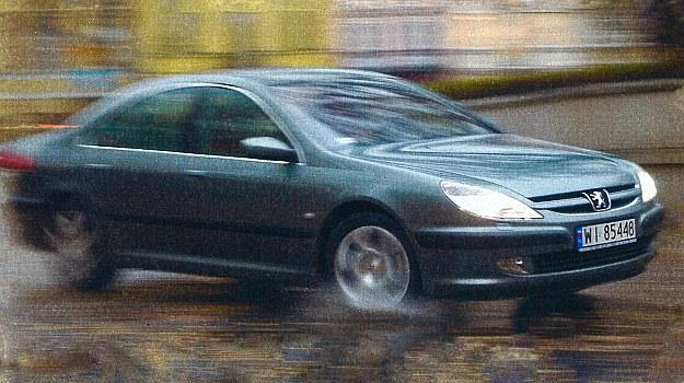 Peugeot 607 /Motor