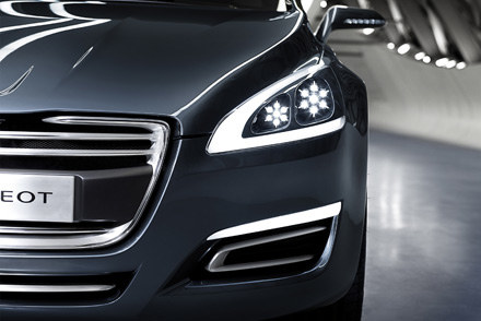 Peugeot  concept 5 /