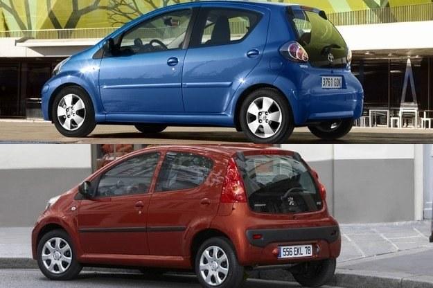 Peugeot czy toyota? /