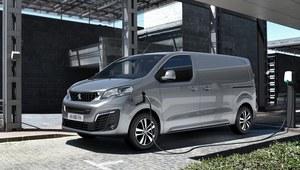 Peugeot e-Expert - ekologiczny dostawczak