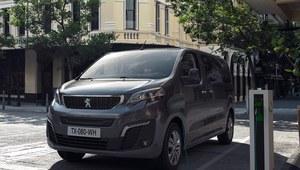 Peugeot e-Traveller - dostawczak na prąd