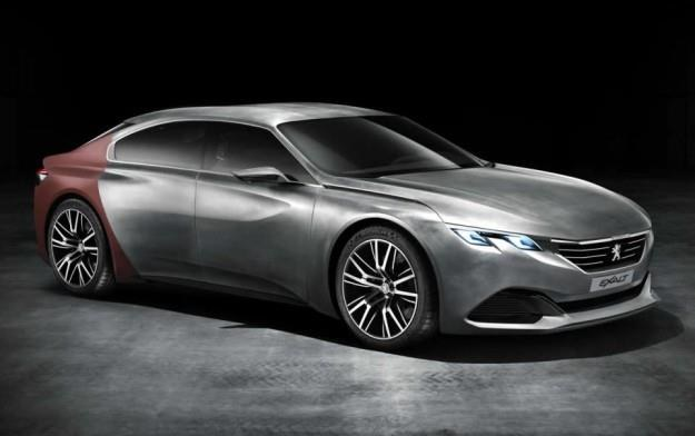 Peugeot Exalt /