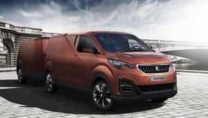 Peugeot Foodtruck – obwoźna restauracja