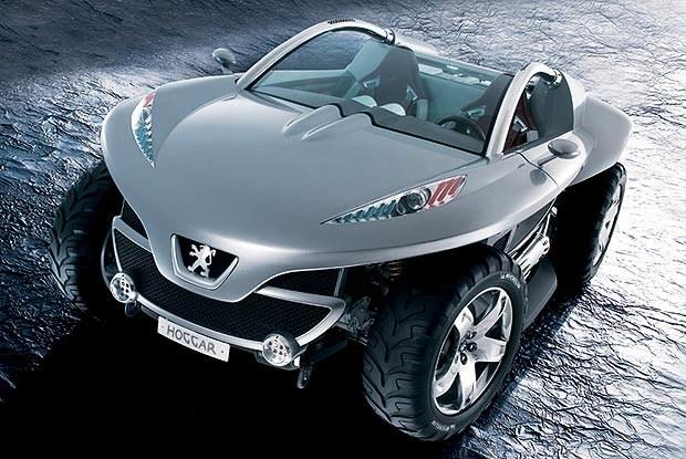 Peugeot Hoggar (kliknij) /INTERIA.PL