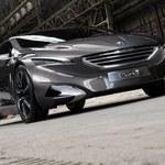 Peugeot HX1 - futurystyczny sportowy van