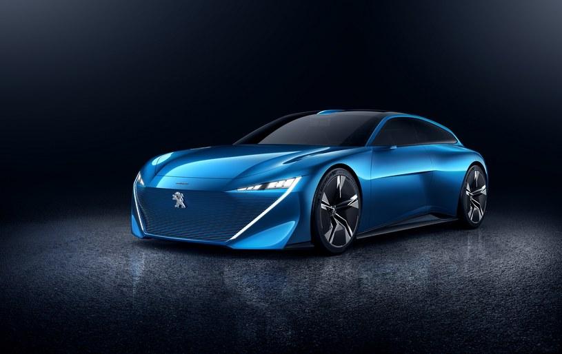 Peugeot Instinct Concept /INTERIA.PL/informacje prasowe