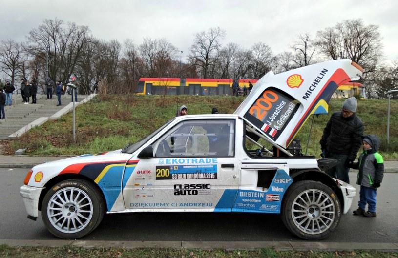 Peugeot Jacka Jerschiny to pierwszy taki samochód w Polsce /INTERIA.PL