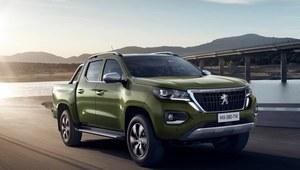 Peugeot Landtrek - pick-up z Francji