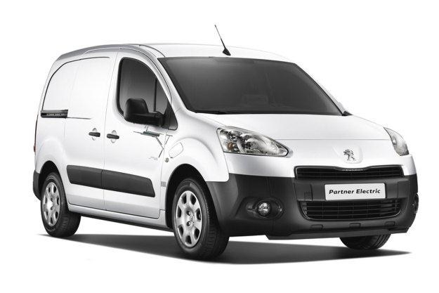 Peugeot partner electric /