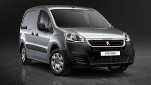 Peugeot Partner po modernizacji
