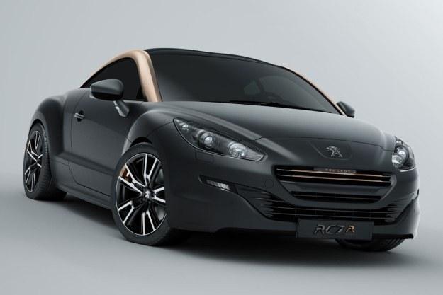 Peugeot RCZ R concept /
