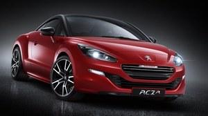 Peugeot RCZ R oficjalnie