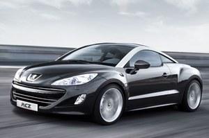 Peugeot RCZ sprzed faceliftingu /Peugeot