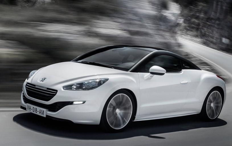 Peugeot RCZ /