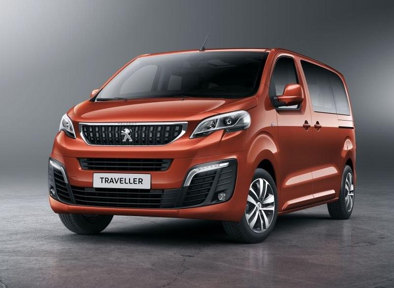 Peugeot Traveller /