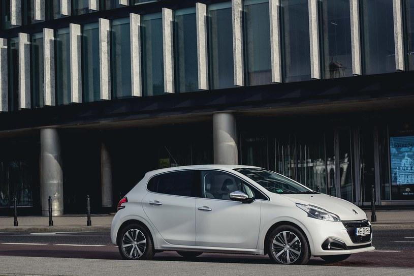 Peugeot /materiały promocyjne