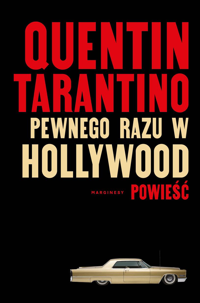 Pewnego razu w Hollywood, Quentin Tarantino /INTERIA/materiały prasowe