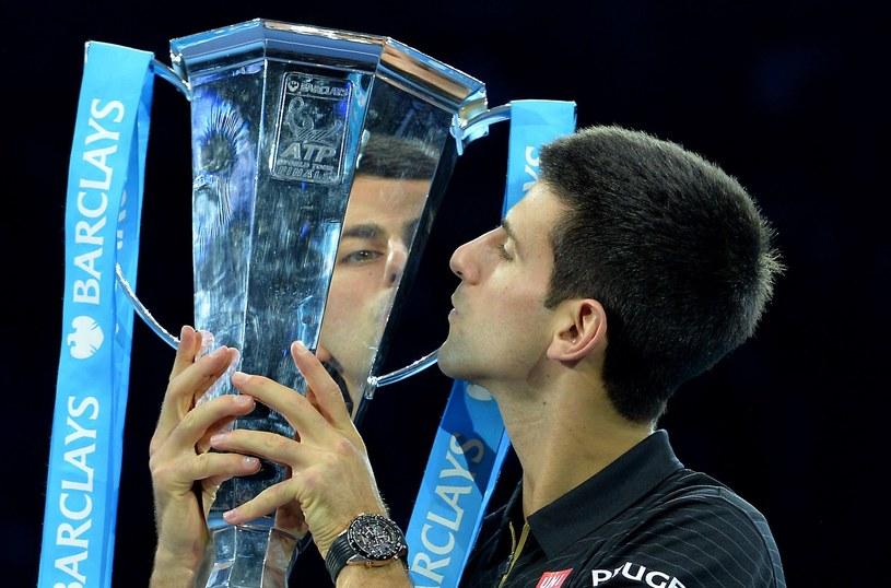 Pewnie sporą część z puli nagród zgarnie Novak Djoković /AFP
