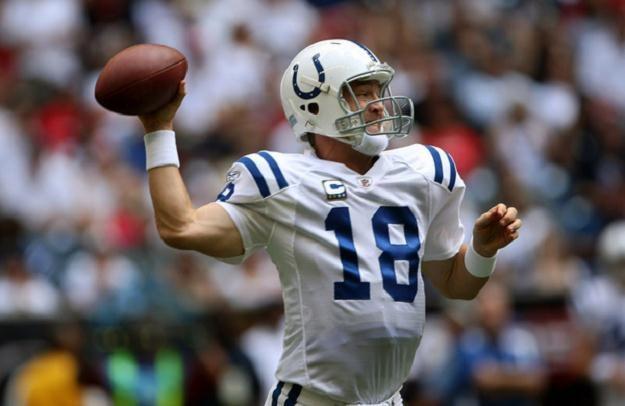 Peyton Manning /AFP