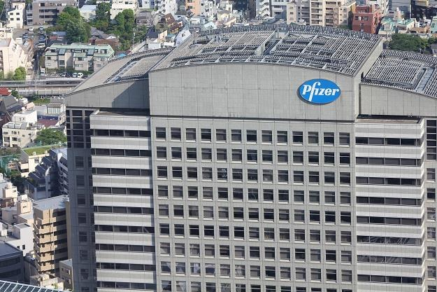 Pfizer chce przejąć firmę Allergan i zmienić siedzibę. /©123RF/PICSEL