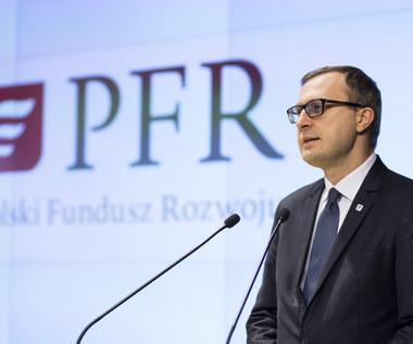 PFR: Rusza tarcza finansowa dla dużych firm