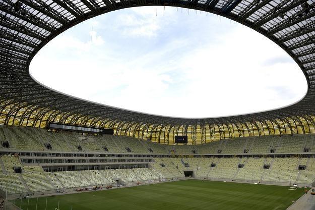 PGE Arena Gdańsk /PAP