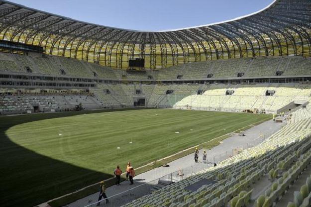 PGE Arena w Gdańsku Fot. Adam Warżawa /PAP