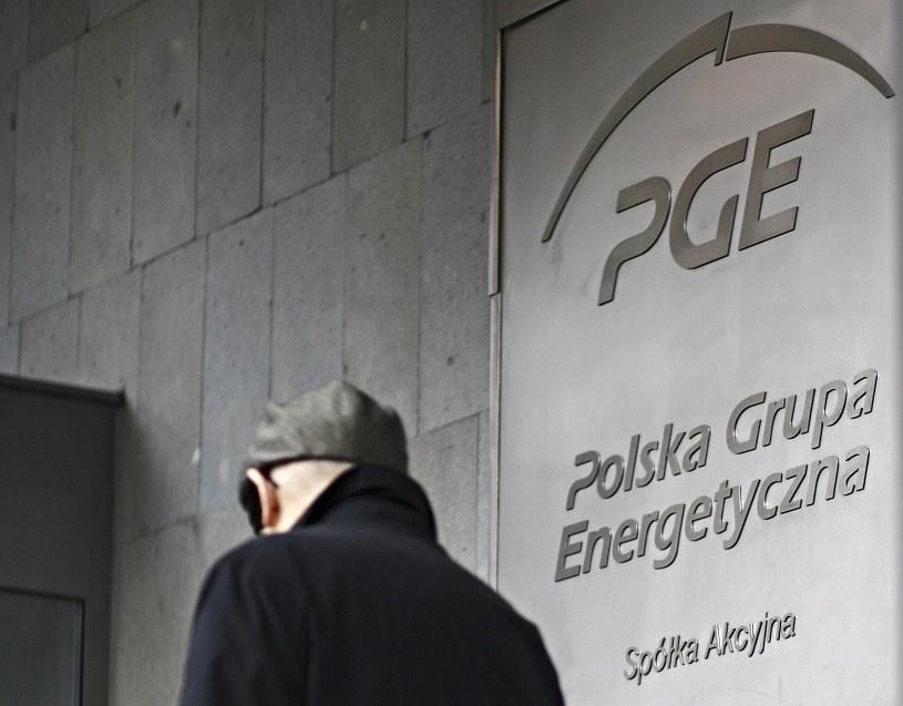PGE,  siedziba firmy /fot. Krzysztof Zuczkowski /Agencja FORUM