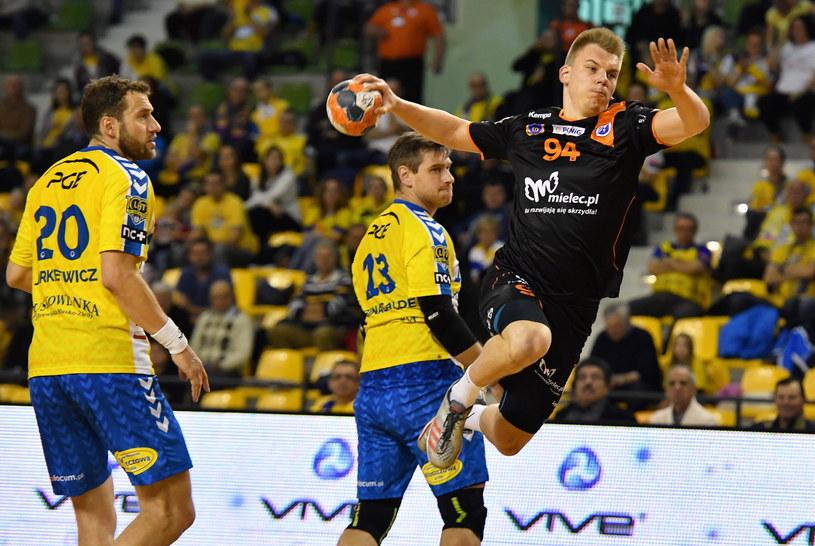 PGE Vive Kielce - Stal Mielec /PAP/Piotr Polak /PAP