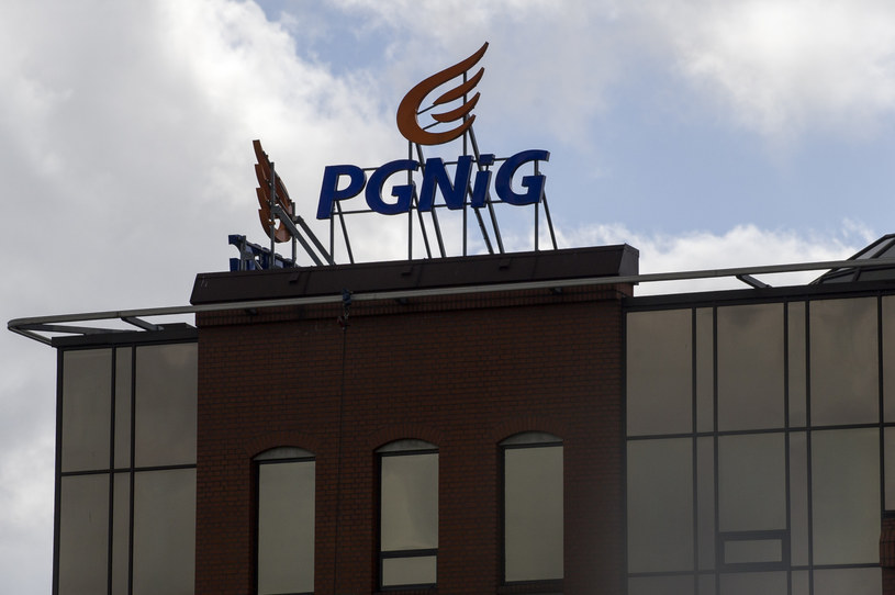 PGNiG dostanie 1,5 mld dolarów od Gazpromu. /Wojciech Stróżyk /Reporter