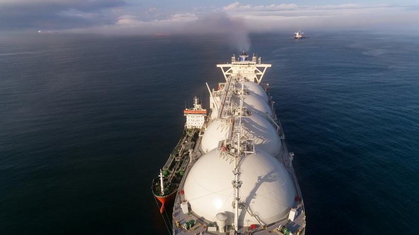PGNiG kupi więcej LNG z USA /123RF/PICSEL