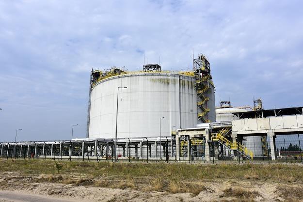 PGNiG zawarło umowę na dostawy gazu do Terminalu LNG w Świnoujściu /fot. Albin Marciniak /East News