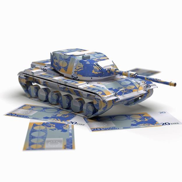 """PGZ w perspektywie 15 lat znajdzie się w pierwszej """"10"""" firm zbrojeniowych w Europie /INTERIA.PL"""