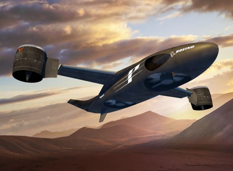 Phantom Swift.   Fot. Boeing /materiały prasowe