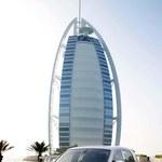 Phantom w Burj Al Arab