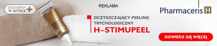 pharmaceris content box stimupeeel /materiały promocyjne