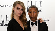 Pharrell Williams i Cara Delevingne dla Chanel