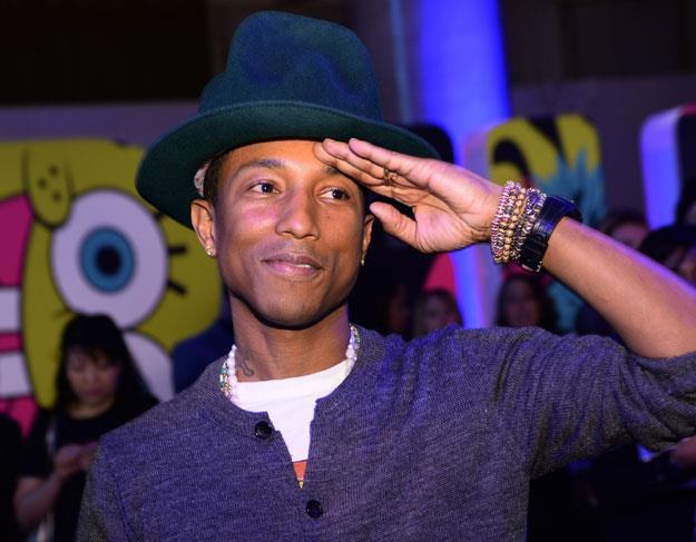 Pharrell Williams odwołał swój występ w Polsce - fot. Dimitrios Kambouris /Getty Images