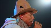 Pharrell Williams zagra w Polsce. Zażyczył sobie w garderobie...