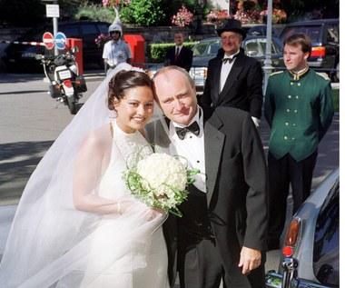 Phil Collins odstawił alkohol i wrócił do trzeciej żony