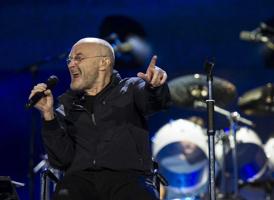 Phil Collins zaśpiewa w Warszawie! /PAP/EPA/Zoran Veselinovic /PAP/EPA