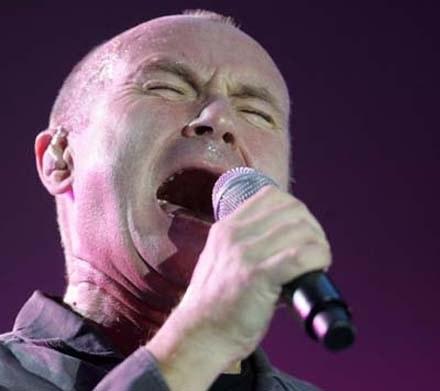 Phil Collins /arch. AFP