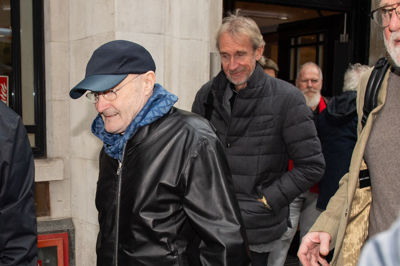 Phil Collins / Dominic Lipinski - PA Images / Contributor /Getty Images