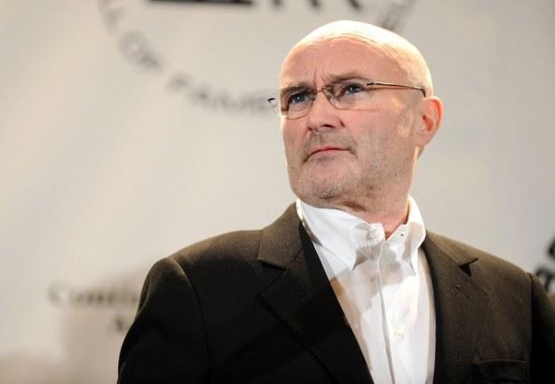 Phil Colllins chciałby wymazać postać Phila Collinsa fot. Stephen Lovekin /Getty Images/Flash Press Media
