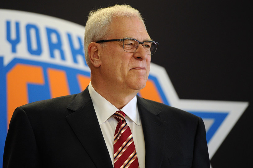 Phil Jackson /Maddie Meyer /Getty Images