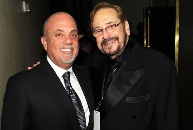 Phil Ramone współpracował m.in. z Billym Joelem fot. Larry Busacca /Getty Images/Flash Press Media
