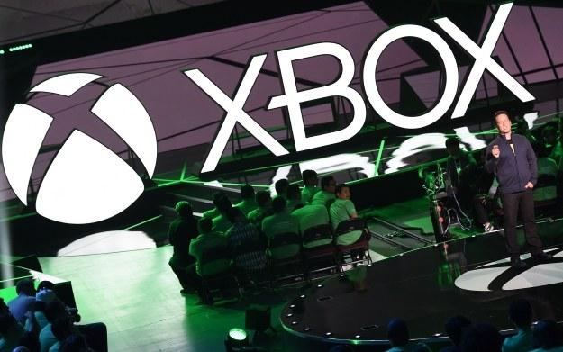 Phil Spencer - fragment wystąpienia podczas targów E3 /AFP