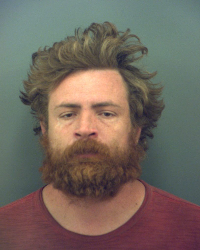 Philip Mills oskarżony o morderstwo /El Paso Police Department /